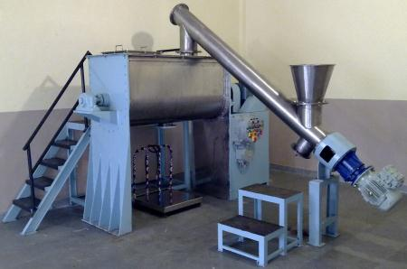 Powder Blending System