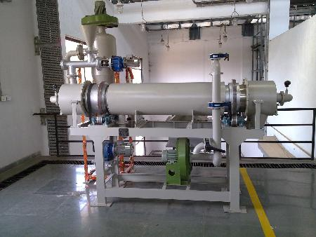 Rotary Dryers.