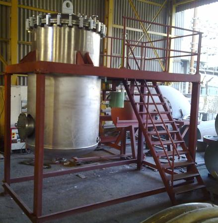 Steam Distillation Plant